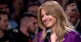 La abogada Zuzana Caputova ganó la segunda vuelta de las elecciones presidenciales de Eslovaquia.