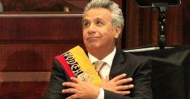 Opositor involucró al presidente de Ecuador, Lenín Moreno, en un caso de presunto enriquecimiento ilícito.