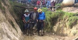 Los trabajadores han denunciado reiteradamente las escasas medidas de seguridad con las que desempeñan sus labores.