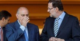 Fernández Díaz y Mariano Rajoy gestionaron un acuerdo con el exministro venezolano en 2016.