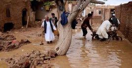 El desastre natural ocurrió unos días después de que Irán celebrara el Año Nuevo el 21 de marzo.