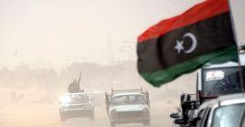 Suman cerca de 200 muertos por los combates en Libia, según la OMS.