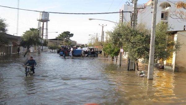 Resultado de imagen para iran inundaciones