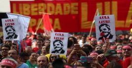 """El expresidente afirmó que desde su celda pudo escuchar cada palabra de apoyo enviada en el marco de la  la jornada mundial """"Lula Libre""""."""