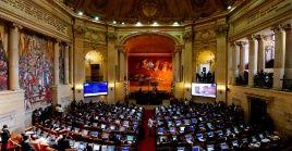 La Cámara Baja rechazó las objeciones de Duque con 110 votos.