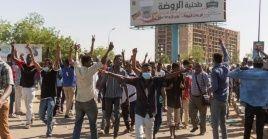 Sudán registra nueve muertos y 2946 arrestados durante las manifestaciones retomadas el pasado fin de semana.