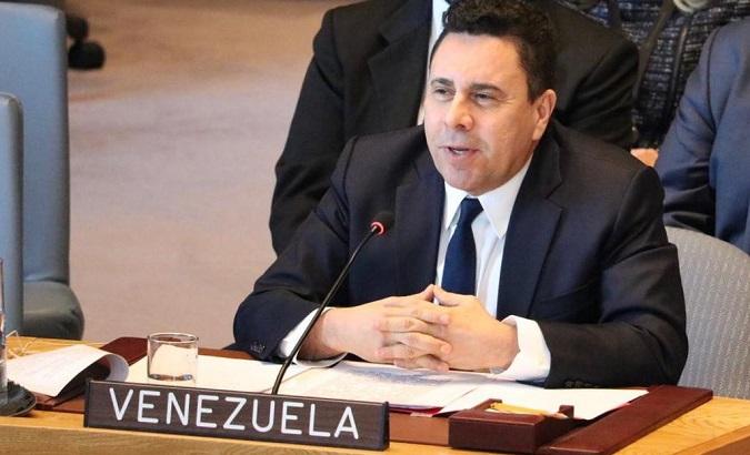 Venezuela denuncia conspiración en su contra ante la ONU