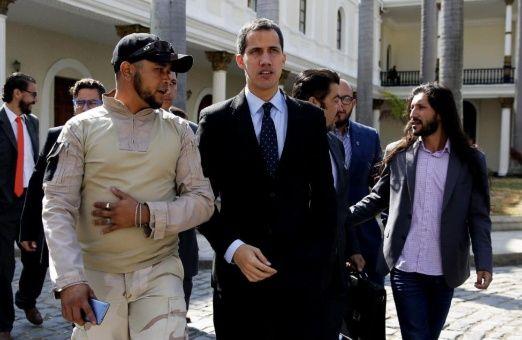 """A cais tres meses de haber autoproclamado """"presidente encargado"""" de Venezuela, Juan Guaidó, no ha logrado llevar a cabo los objetivos buscados por EE.UU."""