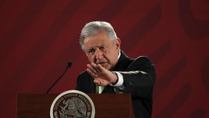 México rechaza planes de intervención contra Venezuela