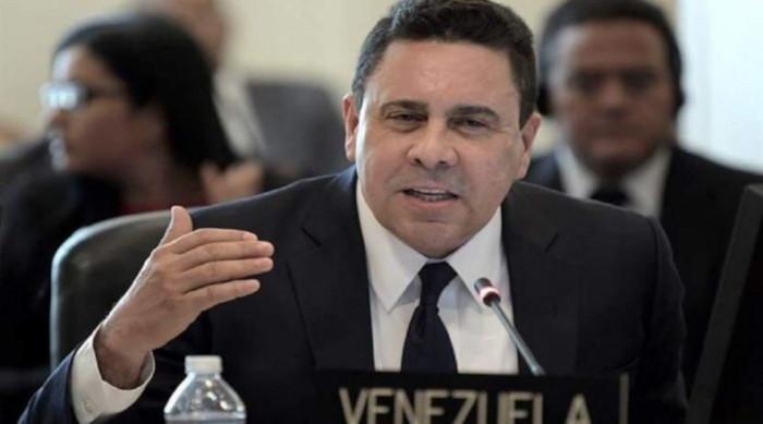 Embajador Moncada: EE.UU. impulsa guerra contra Venezuela