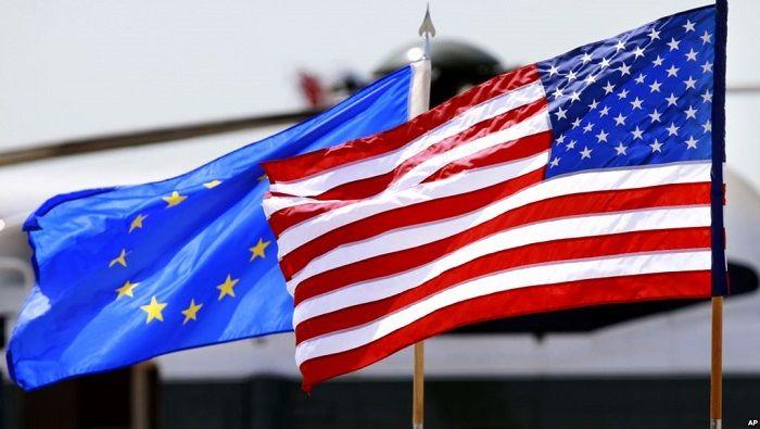 Unión Europea aprueba iniciar negociaciones con EE.UU.