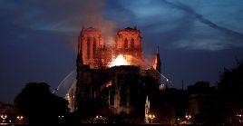 En la Catedral de Notre Dame se hacen unas 2.000 misas cada año.