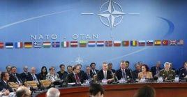 """Tras más de una década Rusia abandonó la Otan alegando que """"interrumpe por completo los vínculos con la alianza atlántica""""."""