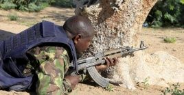 Al Shabab ha reivindicado varios atentados terroristas en los países vecinos del este de África.