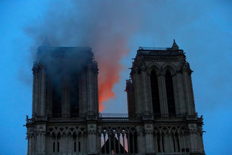 5 hechos ocurridos en más de 850 años en Catedral de Notre Dame