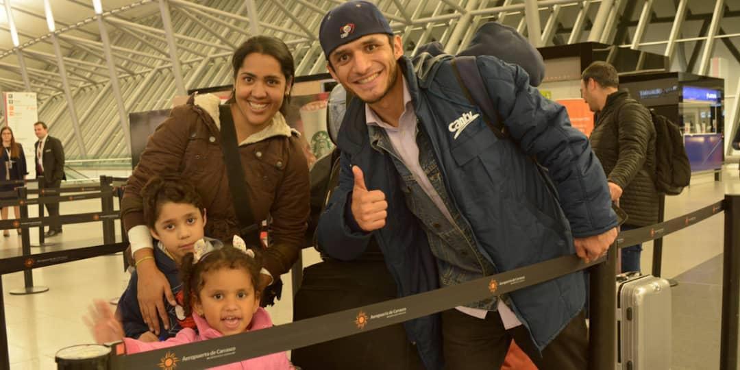 Regresan 90 venezolanos a través del Plan Vuelta a la Patria