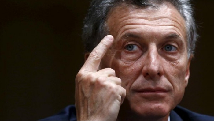 Para Mauricio Macri hasta la basura es propiedad privada