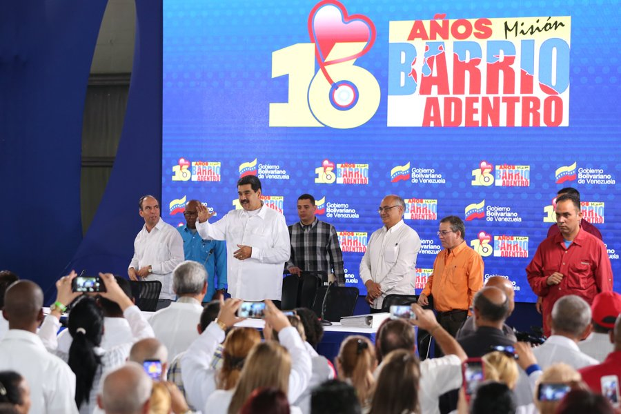 Pdte. Maduro sobre llegada de medicamentos a Venezuela: Por lo legal todo, por las malas nada