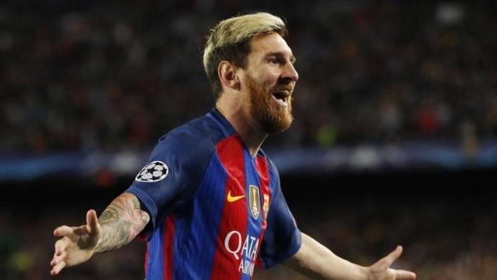 Liga de Campeones: Messi a semis y Ronaldo a casa