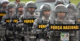 La Fuerza Nacional estaba reservada hasta ahora para situaciones de crisis de inseguridad.