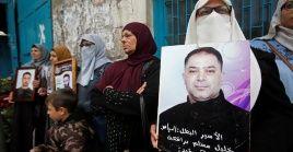 En el Día del Prisionero Palestino, manifestantes exigieron la libertad de miles de compatriotas recluidos en cárceles de Israel.