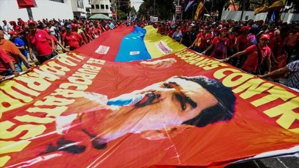 Venezuela evokes first step towards independence
