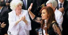 Fallece la madre de Cristina Fernández de Kirchner