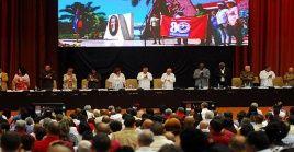 Del congreso obrero cubano también participan delegados extranjeros de 30 organizaciones sindicales de América Latina, Europa, Asia y África.