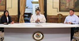 El presidente venezolano Nicolás Maduro denunció el robo de la empresa Citgo por parte de EE.UU.