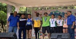 La carrera tuvo como ganadores al venezolano de origen keniano Erick Rono (masculino) y Yaritza Saavedra (fememino) en la Categoría Élite.