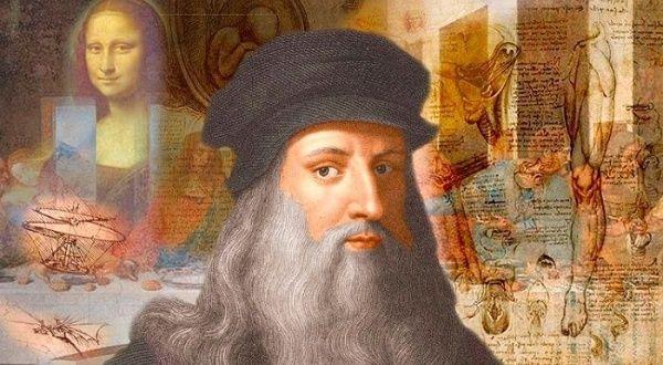 Conoce cinco detalles de la vida de Leonardo da Vinci