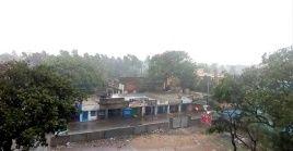 Fani golpeó la ciudad India de Puri con vientos cercanos a los 200 kilómetros por hora.