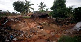 Unicef reveló que más de 120.000 niños han sido perjudicados en Mozambique por el ciclón Kenneth, uno de los más intensos en la historia de ese país.