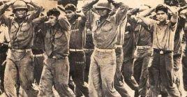 Tras las acciones, fueron detenidas más de 400 personas involucradas en la asonada, entre militares y civiles.