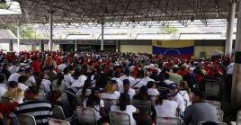 La iniciativa de diálogo nacional se enmarca en el modelo de democracia participativa y protagónica del socialismo bolivariano.