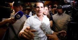 """""""A partir del 1 de julio Laurentino Cortizo será el presidente de todos los panameños"""", dijo Roux."""
