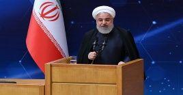 El presidente Iraní advirtió que en 60 días su país podría anunciar nuevas suspensiones del acuerdo nuclear.