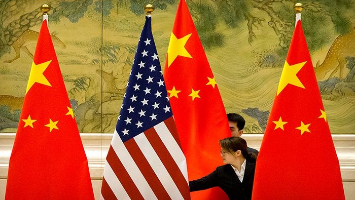 Las tensiones entre Beijing  y Washington han provocado inquietud en la economía global.