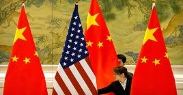 Las tensiones entre Beijing y Washington han provocado inquietud en la economía global.