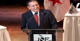 """Laurentino """"Nito"""" Cortizo regirá los destinos de Panamá de 2019 a 2024."""