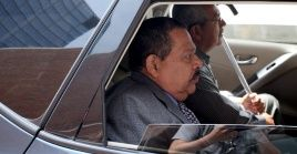 El excoronel salvadoreño Inocente Orlando Montano es juzgado por la matanza de sacerdotes jesuitas en 1989.