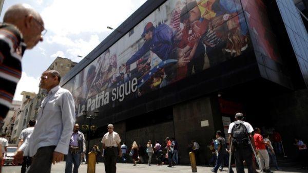 Los venezolanos viven bajo la amenaza de una intervención militar de EE.UU.