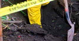 El fiscal de Jalisco indicó que 27 cadáveres fueron localizados en una finca en el municipio de Zapopan, Jalisco.