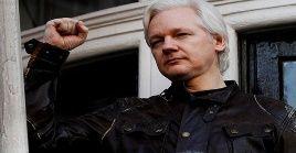 """EE.UU. acusa a Assange de """"conspiración"""" para infiltrarse en ordenadores gubernamentales."""