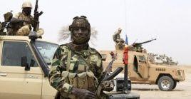 Los terroristas escaparon de la arremetida del Ejército nigeriano y abandonaron a las víctimas, incluyendo 29 mujeres y 25 niños.