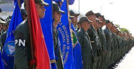 """""""Se han vuelto a equivocar quienes pretenden entrar en la conciencia del soldado venezolano. Han vuelto a equivocarse en sus cálculos y han vuelto a fracasar"""", sostuvo Padrino López."""