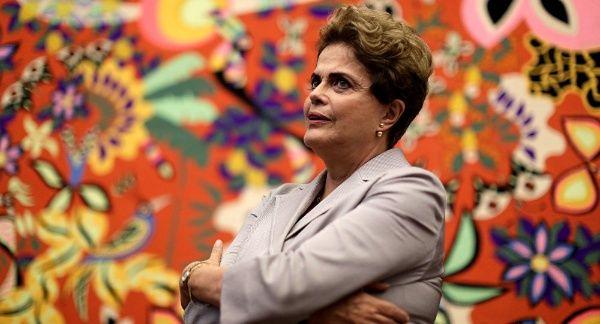 """""""La vuelta de esa sumisión"""" del Poder Ejecutivo es """"completamente contraria a toda tradición que Brasil venía desarrollando en los últimos tiempos"""", sostuvo Rousseff."""