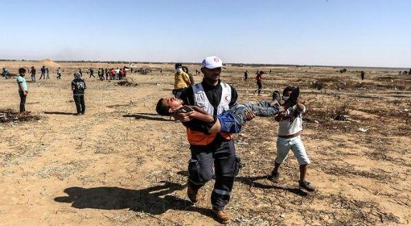 Más de 300 palestinos han sido asesinados en Marcha del Retorno