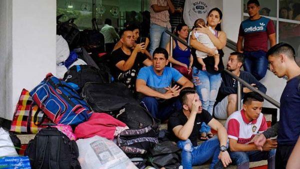 Resultado de imagen para militares venezolanos desertores en cucuta