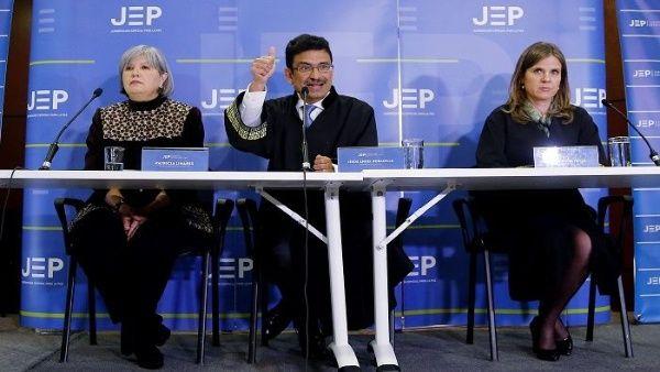 """JEP cuestiona """"nuevas pruebas"""" de la Fiscalía de Colombia contra Santrich"""